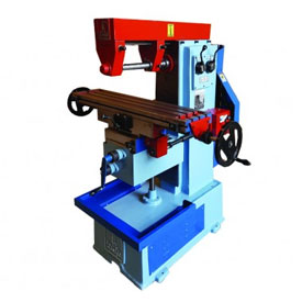 Horizontal Milling Machine With One Feed Auto