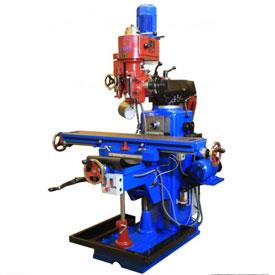 Ram Turret Milling Machine DVM -2